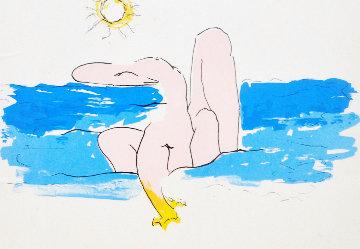 Venus Rising 1987 Limited Edition Print - David Hare