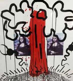 Apocalypse Suite: Apocalypse (I) 1988 Limited Edition Print - Keith Haring