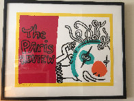 Paris Review AP 1989  Limited Edition Print by Keith Haring - 3