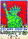 City Kids Speak on Liberty Poster 1986 HS Limited Edition Print by Keith Haring - 0