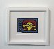 Untitled C 1987 Limited Edition Print by Keith Haring - 2