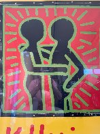 K. Haring Poster 1997 Limited Edition Print by Keith Haring - 2