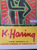 K. Haring Poster 1997 Limited Edition Print by Keith Haring - 3