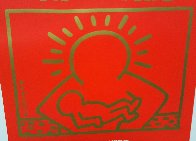 A Very Special Christmas - 15 Christmas Classics Poster Limited Edition Print by Keith Haring - 1