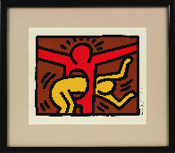 Pop Shop IV (C) 1989 Limited Edition Print by Keith Haring - 2