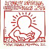A Very Merry Christmas Live From Washington D. C. Poster 1999 Limited Edition Print by Keith Haring - 3