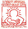 A Very Merry Christmas Live From Washington D. C. Poster 1999 Limited Edition Print by Keith Haring - 0