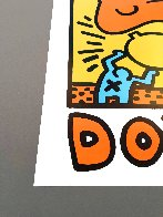 Crack Down! Poster 1986 Limited Edition Print by Keith Haring - 3