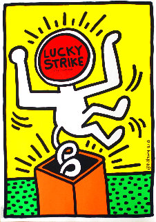 Lucky Strike Other - Keith Haring