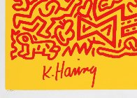 Playboy Series 1990 Limited Edition Print by Keith Haring - 2