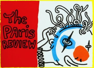 Paris Review AP 1989 HS Limited Edition Print - Keith Haring