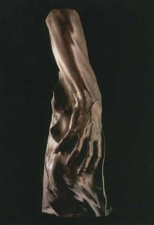 Arm of Adam Bronze Sculpture 2002 22 in Sculpture - Frederick Hart