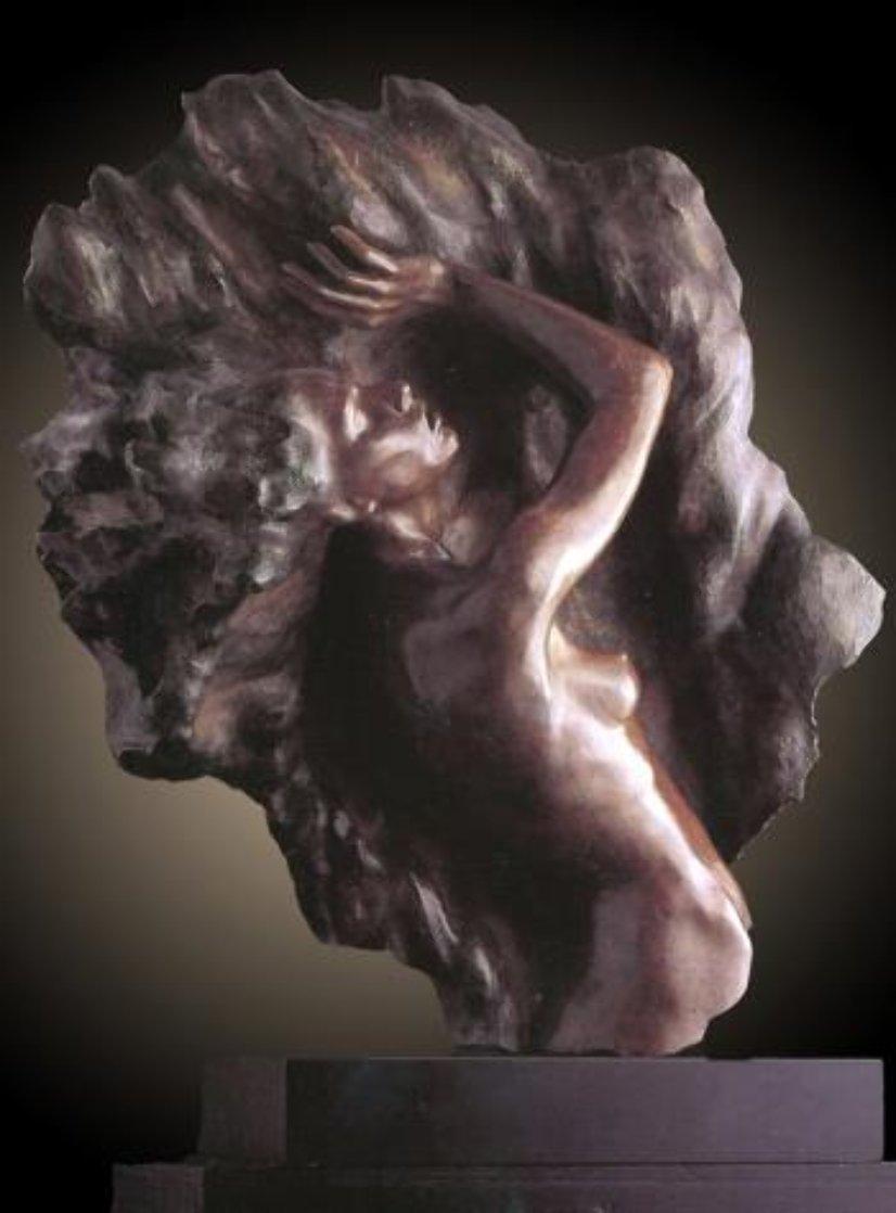 Fragment 7 Bronze Sculpture 2004 Sculpture by Frederick Hart