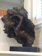 Fragment 7 Bronze Sculpture 2004 Sculpture by Frederick Hart - 2