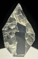 Prologue  Acrylic Sculpture 2000 12 in Sculpture by Frederick Hart - 0