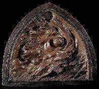 Creation Suite of 3 Bronze Sculptures: Ex Nihilo: Creation, Creation of Day 2002 Sculpture by Frederick Hart - 2