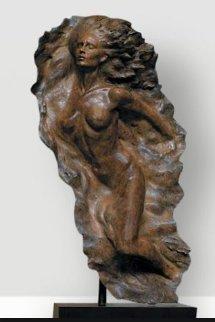 Ex Nihilo Figure 2, 2009 Life Size Bronze Sculpture 64 in Sculpture by Frederick Hart