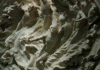 Ex Nihilo Bronze Sculpture Working Model 60 in Sculpture by Frederick Hart - 1
