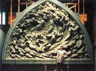 Ex Nihilo Bronze Sculpture Working Model 60 in Sculpture by Frederick Hart - 2