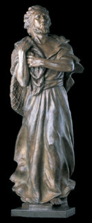 St. Peter (Full Scale) AP 70 in 2003 Sculpture - Frederick Hart