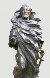 St. Paul Bronze Sculpture  2004 (Full Scale) AP 69 in Sculpture by Frederick Hart - 0