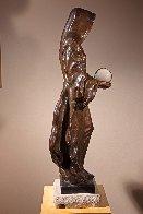 Source Bronze Sculpture 1995 34 in Sculpture by Frederick Hart - 4