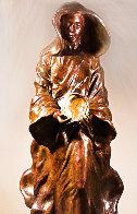 Source Bronze Sculpture 1995 34 in Sculpture by Frederick Hart - 1