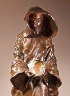 Source Bronze Sculpture 1995 34 in Sculpture by Frederick Hart - 0