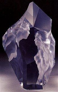 Prologue Acrylic Sculpture 2000 12 in Sculpture - Frederick Hart