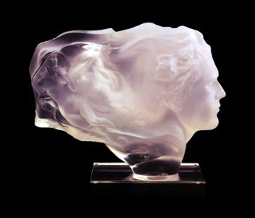 Reverie Acrylic Sculpture 1995 18 in Sculpture - Frederick Hart