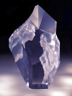 Prologue Acrylic Sculpture 2000 11 in Sculpture by Frederick Hart
