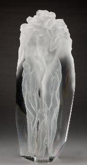 First Light Acrylic  Sculpture 1989 22 in Sculpture - Frederick Hart