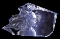 Three Graces Acrylic Sculpture AP 2003 24 in Sculpture by Frederick Hart - 0