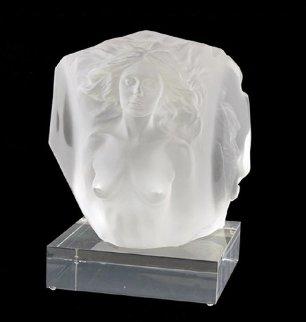 Memoir Acrylic Sculpture AP 1985 12 in Sculpture - Frederick Hart