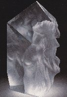 Exaltation Acrylic Sculpture 1998 23in Sculpture by Frederick Hart - 2