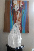 Exaltation Acrylic Sculpture 1998 23in Sculpture by Frederick Hart - 4