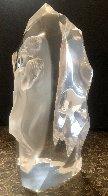Illuminata Set of 3 Acrylic Sculptures, 1997 14 in Sculpture by Frederick Hart - 11