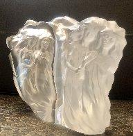 Illuminata Set of 3 Acrylic Sculptures, 1997 14 in Sculpture by Frederick Hart - 8