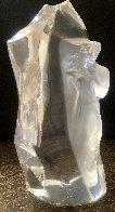 Illuminata Set of 3 Acrylic Sculptures, 1997 14 in Sculpture by Frederick Hart - 9