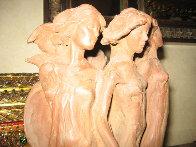 Daughters of Odessa Terracotta Sculpture 1993 Sculpture by Frederick Hart - 3