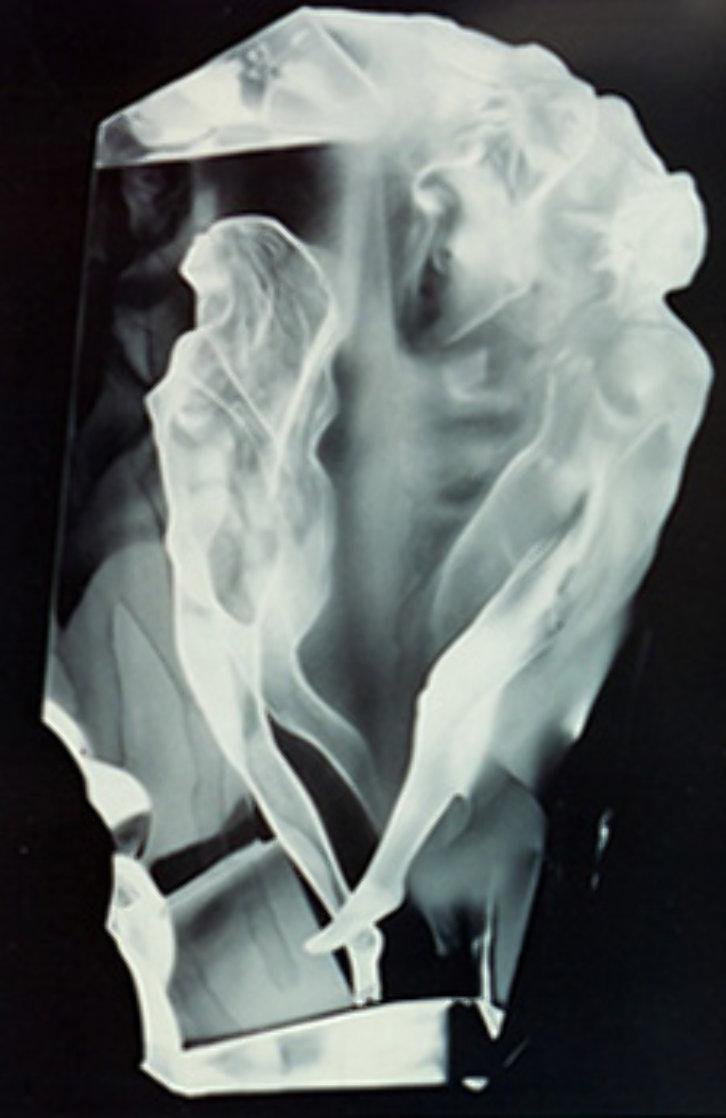 Grace of Motion Acrylic Sculpture AP 1992 Sculpture by Frederick Hart