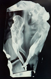 Grace of Motion Acrylic Sculpture AP 1992 Sculpture - Frederick Hart