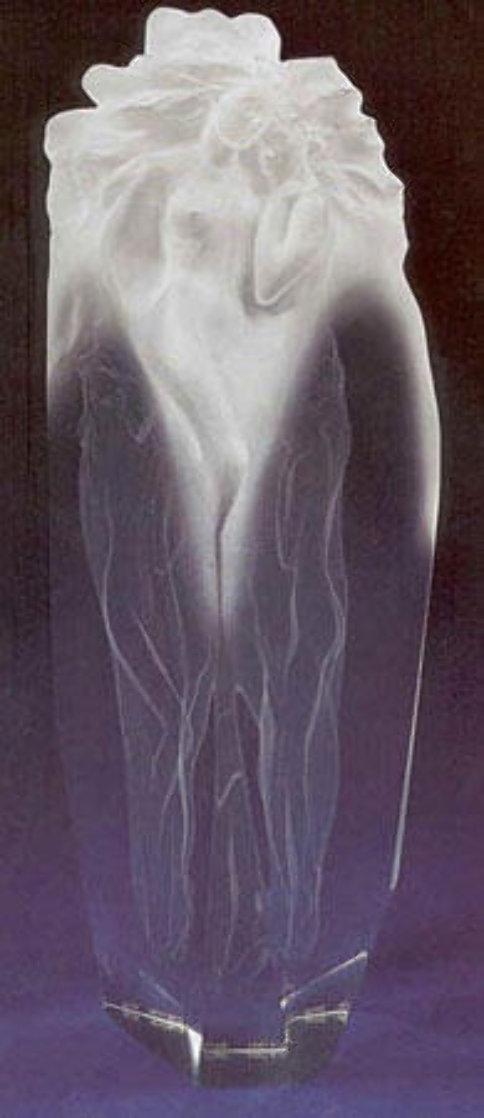 First Light Acrylic Sculpture 1989 Sculpture by Frederick Hart