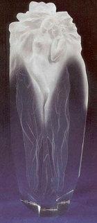 First Light Acrylic Sculpture 1989 20 in  Sculpture - Frederick Hart