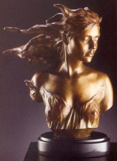 Muses, Suite of 4 2006  Bronze Sculptures Sculpture - Frederick Hart