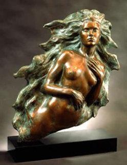 Awakening of Eve 1994  Bronze  Sculpture 19 in Sculpture by Frederick Hart
