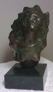 Firebird Bronze Sculpture 1987 Sculpture - Frederick Hart