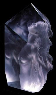 Exaltation Acrylic Sculpture 1998 22 in Sculpture - Frederick Hart
