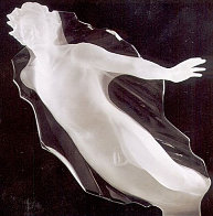 Sacred Mysteries Male Acrylic Sculpture 1983 30 in  Sculpture by Frederick Hart - 0