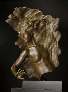 Fragment No. I, Bronze Sculpture 2008 47 in Sculpture by Frederick Hart